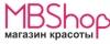 Mbshop интернет-магазин для парикмахеров